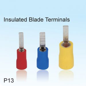 Non-Insulated Blade Terminals