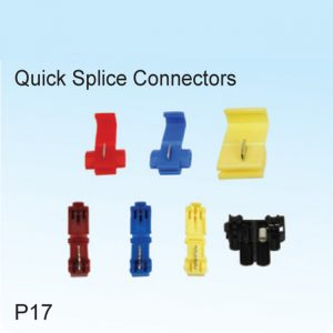 Quick Splice Connectors